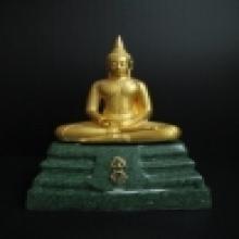 พระบูชาลพ.โสธร ทองคำ ปี 2539 กาญจนาภิเษก