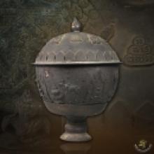 ขันน้ำมนต์ วัดเทพศิรินทราวาส สร้างปี 2495 สภาพสวยเดิม ๆ สร้า