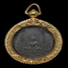 เหรียญชินราชหลวงปู่ศุข ปี2461 เนื้อชินตะกั่ว สวยพร้อมใช้ครับ