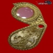 ตัวสั่งทำทองคำแท้ บริสุทธิทั้งตัว ส่วนเลนส์เป็นเขียวขี้ม้า