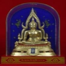 พระพุทธชินราช วัดเบญฯ ๕.๙ นิ้ว ปี ๒๕๑๙ มวก เบอร์ ๓๐๐๓