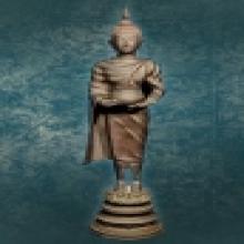 พระบูชารัชกาลต้น ปางอุ้มบาตร สูง 31 นิ้ว .........ประมาณ ร.๔