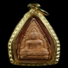 ชินราชเนื้อดิน หลวงพ่อเฟื่อง วัดคงคาเลียบ สงขลา
