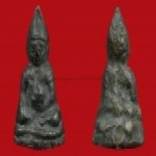 พระชัยวัฒน์พุทโธน้อย คุณแม่บุญเรือน ปี 2496 รุ่นแรก ทันคุณ แ