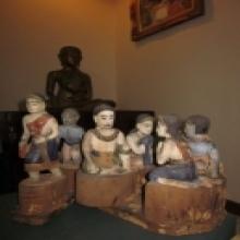 ตุ๊กตาชุด อิเหนา เป็นบทประพันธ์ รัชกาลที่ 6