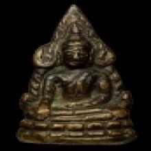 พระพุทธชินราช อินโดจีน เสาร์ห้า หน้าใหญ่ นิยม