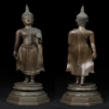 พระพุทธชินราช วัดเบญจมบพิตร 5 นิ้ว