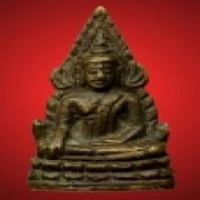 พระพุทธชินราชอินโดจีน สังฆฎิยาว ปี2485