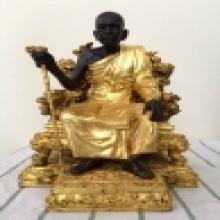 พระบูชาหลวงพ่อท่านภัทร วัดโคกสูง รุ่นสอง