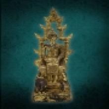 พระพุทธรูปปางป่าเลไลย์สมัยรัตนโกสินทร์ (พระประจำวันของผู้ที่