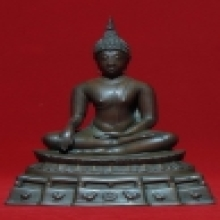 พระเบญจเพส พุทธศตพรรษ 5นิ้ว ปี2500 ดินไทย