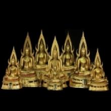 ชุดพระบูชาชินราช (ยอดนิยม)