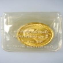 เหรียญทองคำในหลวง ครองราชย์ 25 ปี สวย ซองเดิม