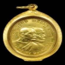 หลวงพ่อแดง วัดเขาบันไดอิฐ โบสถ์ลั่น ทองคำ ปี12