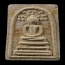 หลวงปู่โต๊ะ สมเด็จปรกโพธิ์อกร่อง2518(องค์ที่2)