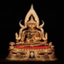 **...พระพุทธชินราช กะไหล่ทอง 9 นิ้ว...รุ่นสมโภชน์ 639 ปี...*