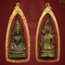 พระพุทธชินราชอินโดจีน2485ที่4งานนายร้อยสามพรานปี57