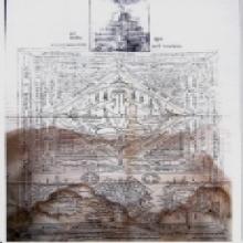 ผ้ายันต์หลวงพ่อวัดไร่ขิง รุ่นแรก พ.ศ.๒๔๘๓