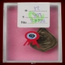 เหรียญหลวงปู่ภู วัดอินทรวิหาร รุ่นแซยิด เนื้อเงิน ปี2473