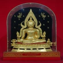 พระพุทธชินราช พิธีจักรพรรดิ์ ปี ๒๕๑๕ ครอบเดิม