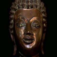 พระรัชกาลวัดสุทัศน์ ศิลป์ช่างหลวงพัฒนช่าง เนื้อสัมฤทธิ์