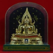 พระบูชาพระพุทธชินราช พระมาลาเบี่ยง ปี ๒๕๒๐ 9.9 นิ้ว