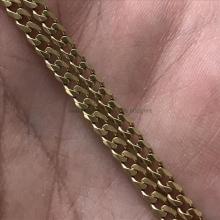 สร้อยคอทอง18k สี yellow gold สวยมากๆครับ