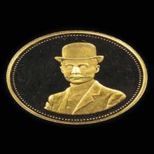 เหรียญกลม หลวงพ่อเปิ่น รุ่นเมตตามหามงคล เพิร์ธ