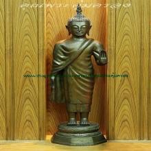 พระบูชา รัชกาล ปางประทานพร สูง90เซนติเมตร