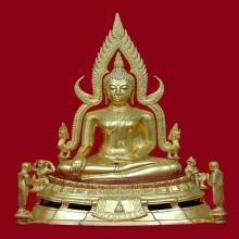 พระพุทธชินราช วัดนางพญา ปี ๒๕๑๔ 9 นิ้ว พิมพ์พิเศษ