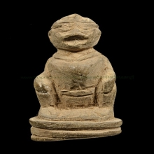 หนุมานหลวงพ่อสุ่น วัดศาลากุน หน้ากระบีเนื้อไม้แกะศิลป์ยุคต้น