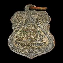 พระพุทธชินราช หลวงพ่อโสก วัดปากคลอง เพชรบุรี 2468
