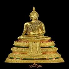 พระบูชาพระพุทธชโลธร ๒๕๕๑ หลวงพ่อจรัญ วัดอัมพวัน สิงห์บุรี