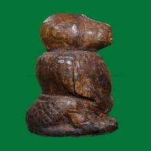 หนุมานหลวงพ่อสุ่น วัดศาลากุนศิลป์โบราณยุคต้น(ชำรุด)