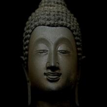 ยิ้มรับฟ้า อนุสรณ์ ๑๐๐ปีสมเด็จโต วัดระฆังฯ 9นิ้ว