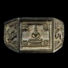 แหวนพระพุทธปี๒๕๒๗ หลวงปู่ดู่วัดสะแก