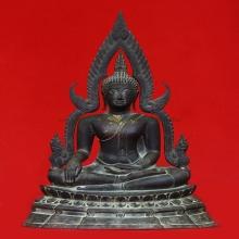 พระพุทธชินราช วัดพุทธบูชา ปี ๒๕๑๒ 5.9 นิ้ว