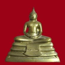 พระบูชาหลวงพ่อโสธรปี14ตรงปี ขนาด5นิ้ว