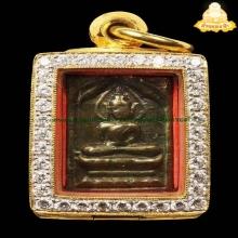 ลพ.ทับ&ลป.ศุข ประภามณฑล เนื้อเมฆสิทธิ์ องค์ดารา (องค์ที่2)