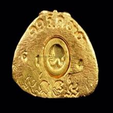 พระกริ่งปรมานุชิตชิโนรส เนื้อทองคำ ปี 2533