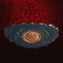 พระกริ่งอวโลกิเตศวรเนื้อนวะโลหะปี๑๘หลวงพ่อเกษม เขมโก
