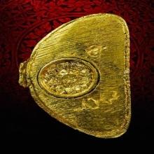 พระกริ่งนางพญา วัดนางพญา จ.พิษณุโลก ปี2514 เนื้อทองคำ