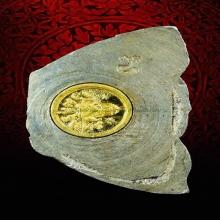 พระกริ่งจอมสุรินทร์ เนื้อเงิน หลวงปู่ดูลย์ ปี2513