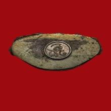 พระกริ่งพุทธาจาโร ปี32 หลวงปู่สิม เนื้อเงิน
