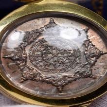 เหรียญปิดตาพังพกาฬ รุ่นแรก ปี ๓๒