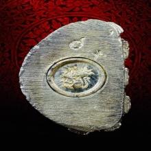 พระกริ่งธรรมราชา เนื้อเงิน ปี 2514
