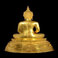 พระบูชาพระพุทธนิโรคันตรายชัยวัฒน์จตุรทิศ ปี 2539
