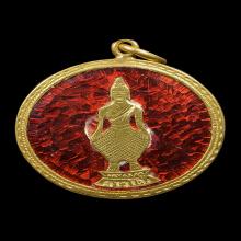 หลวงพ่อธรรมจักร วัดดาวโด่ง เนื้อทองคำ