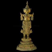 #หายาก พระพุทธรูป สมัยธนบุรี สูง1เมตร50