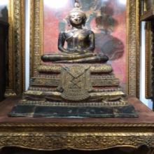 053พระพุทธรูป สมัยอยุธยา ศิลปะบ้านพูลหลวง 2ถอด
